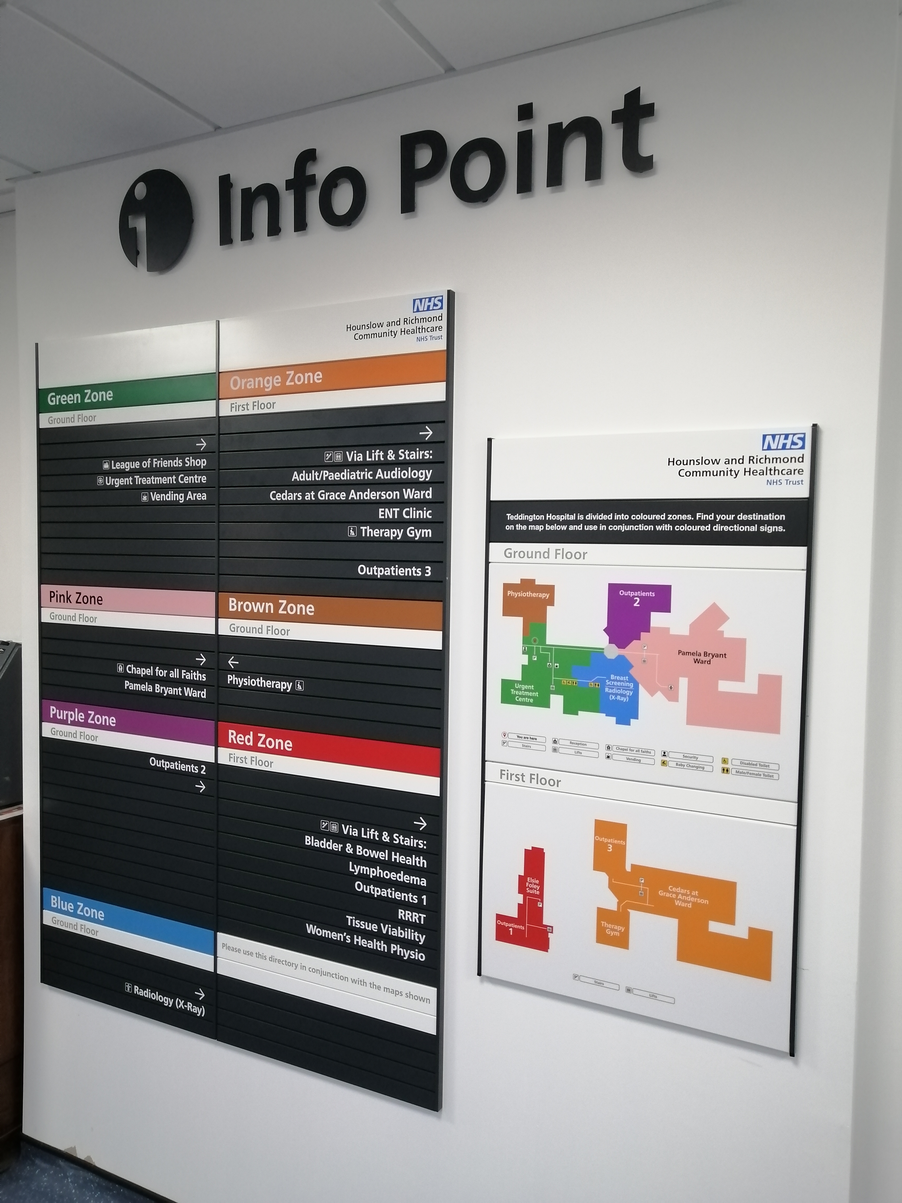 Way finding Solutions